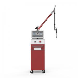 China CE FDA approved pigmented lesions q-switched nd:yag laser tattoo removal on sale