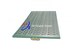 China 1070 X 570 Shale Shaker Screen Green Colour For Oil And Gas Drilling on sale