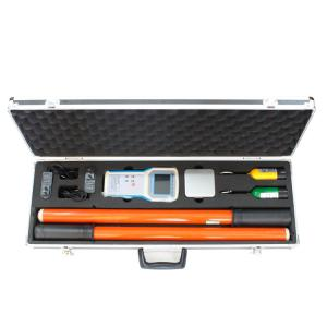 China 110kV High Voltage Test Equipment Auto Power Off Wireless Phasing Tester on sale
