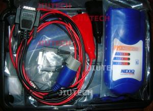 China NEXIQ 125032 USB Link +Software Disel Truck Diagnose Interface Nexiq USB Link Auto Scan on sale