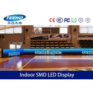 China Sports Stadium SMD P10 LED Display 1R1G1B , Indoor LED Display Screens MBI5024 on sale