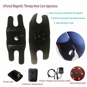 China Knee Joint Pain Relief Infrared Magnetic Therapeutic Machine on sale