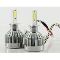 Hot Cheap C1 60W 6000LM Fanless H3 LED HEADLIGHT with 6000K