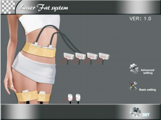 liposuction diode laser machine