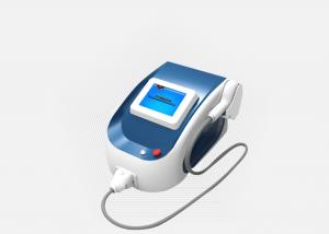 China Long Pulse Width 808nm Diode Laser Hair Removal Equipment / Laser Depilation Machine on sale