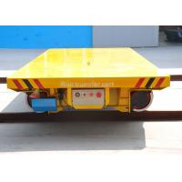 on rail electric mechanical low bed trailer for stainless steel tank