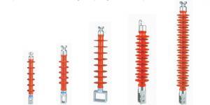 China 10KV - 110KV High Voltage Composite Polymer Insulator Cross - arm Type on sale