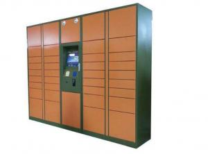 China Customized Parcel Delivery Lockers Cold Roll Steel Sheet Material Impact Resistance on sale