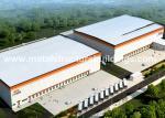 Custom Steel Structures Warehouse Building