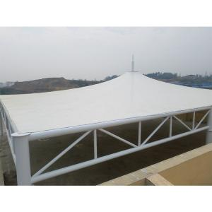 China 950gsm 1000D*1000D 1.5mm Thickness PVC Membrane Structure on sale