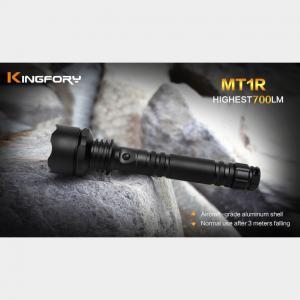 China 700 Luminious High Quality of Super high bright glare Led Flashlight Torch on sale