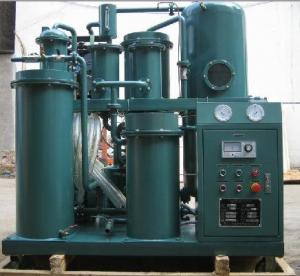 China TYA Series Lubricating Oil Purifier Oil Reprocessing Oil Restoration Device on sale
