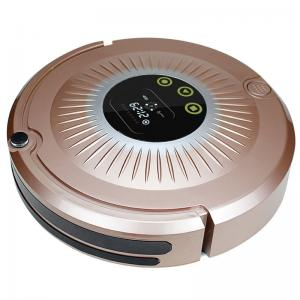 China 1800 Pa Suction Wet And Dry Robot Vacuum Cleaner 22 W APP / Wifi Control on sale