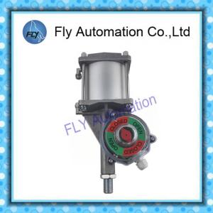 China Butterfly valve Pneumatic actuator cylinder PD101A2 on sale
