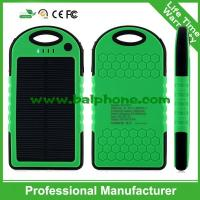 China best selling products solar power bank 5000mah,solar lantern with mobile phone charger on sale