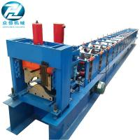 15 Rows Ridge Cap Roll Forming Machine Cold Roll Forming Equipment