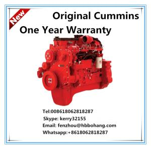 China 180hp euro 4 engine for truck Cummins truck engine for sale on sale