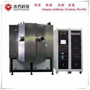 China Precision Fasteners Small Pvd Coating Machine Black Nano For Watch Bands on sale