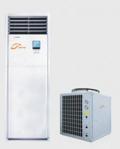 China Popular in Southeast Asia heat pump air condition free cost cooling and heating on sale