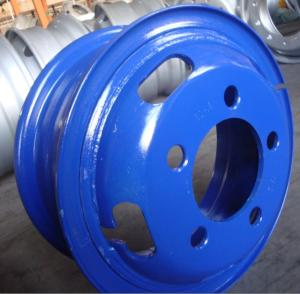China 5.50-16 blue tire rims on sale