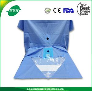 China high quality new medical product disposable tur surgical drape, TUR Drape on sale
