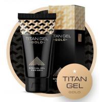 China Titan Gel Gold New 2018 man sex enhancement gel Male Penis Enlargement Cream for Boost Penis Size Bigger Longer on sale