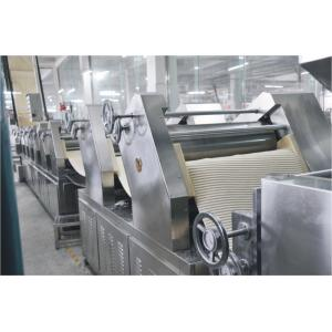 China Manual Dried Noodle Making Machine Suppliers Low Fault Rate Small Volume on sale