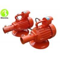 Electric  Motor Concrete Vibrator Poker 220V 380V Power Supply 2800rpm Speed