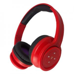 China high quality bluetooth headphone in red color(MO-BH001) on sale