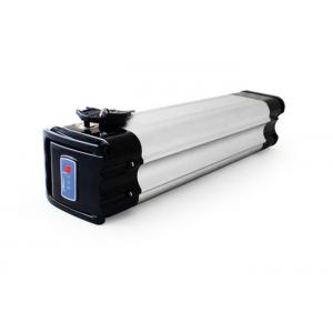 China Lithium Ion 18650 Electric Bike Batteries 48V 10Ah Silver Fish Finder Battery on sale