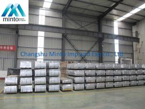 China Rustproof Galvanized Iron Roofing Sheet Galvalume Corrugated Sheet SGCC / SGCH on sale