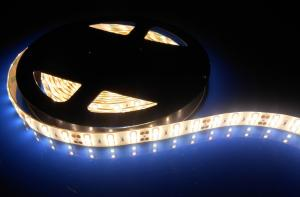 China SMD 5630 Flexible Strip Light , IP65 Weatherproof LED Strip Lighting on sale