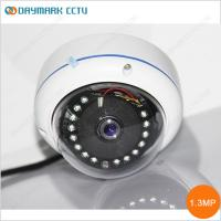 China 1.3MP Low Lux CMOS IP CCTV Camera DWDR 10m IR Range on sale