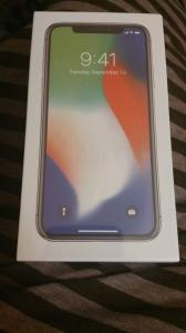 China 60% OFF Apple iPhone X - 256GB Unlocked factory sealed on sale