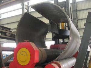 China Customized Sheet Metal Shearing Machine High Speed 4 Roll Plate Rolling Machine on sale