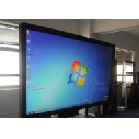 Double Points 1920*1080 TouchAdvertsing LED  Screen Displays With I5