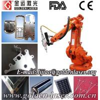Laser Fiber Robot Welding Machinery