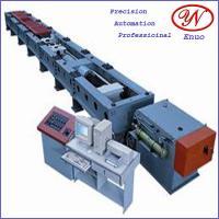 Hydraulic armoured rope horizontal tensile testing machine