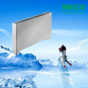 China 5.4kw air flow 1020m3/h ultra thin Floor Console Indoor Fan Coil Unit on sale