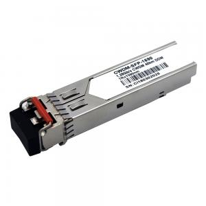 China 1.25G DWDM SFP 80km CH17 to CH61 sfp fiber optical transceiver module with best price cisco compatible on sale