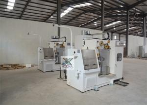 China Small Copper Wire Drawing Machine , Continuous Annealing Wire Drawing Equipment on sale