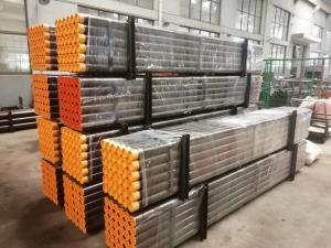 China drill rod , BQ, NQ, HQ,PQ drill rods on sale