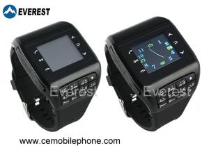 China Wrist Watch Mobile Phone dual sim mobile phone Everest Q8+ on sale