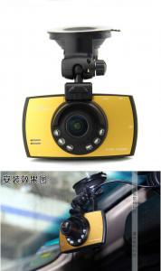 China 6 IR LED Night Vision Car DVR Recorder Camera g-sensor WDR for Super good night vision NTK on sale
