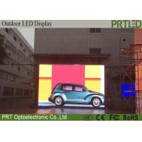 High Definition Outdoor Advertising LED Display Waterproof P4 Outdoor LED screen