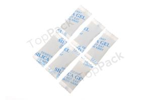 China TP-PSGD13 indicating silica gel desiccant packets REACH / DIN55473 Certification on sale