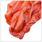 Seamless Polyester Lifting Slings , 20T Safety Slings For Lifting Easy To Carry