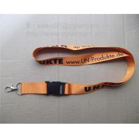 China Sheen nylon ribbon with printed logo, business printed nylon strap ribbon, on sale