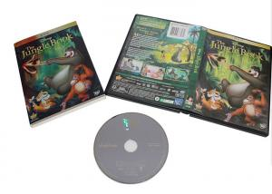 China Spanish Audio 3D Blu Ray Movie Box Sets , Children'S Dvd Box Sets on sale