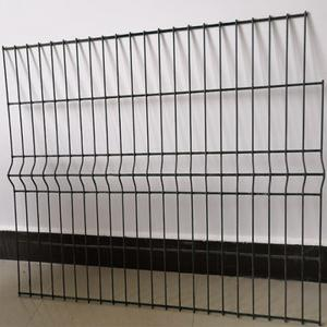 China 3DPanel Welded Mesh Fence , 3d Wire Mesh Galvanized / Coating Surface Treatment on sale
